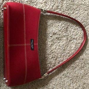 Kate Spade small red handbag
